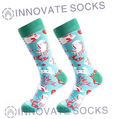 Animal Cartoon Colorful Unisex Fashion Happy socks <!--[